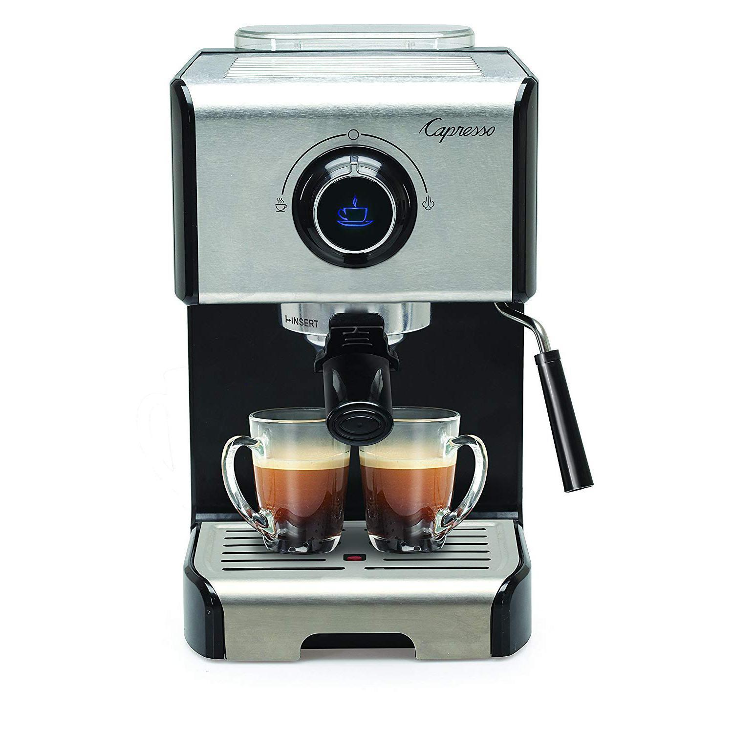 A used coffee machine from Back Market