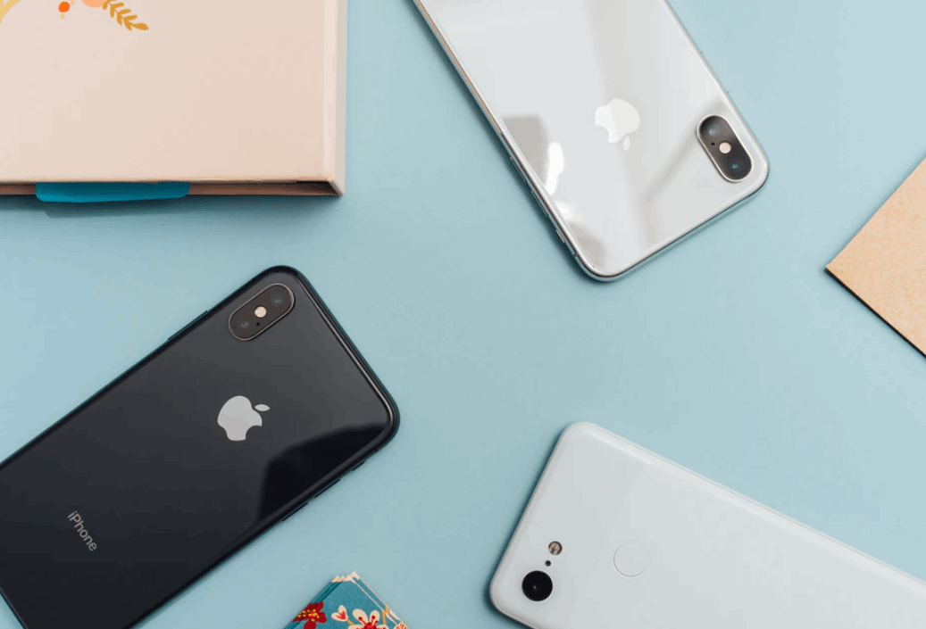Choose a refurbished iPhone