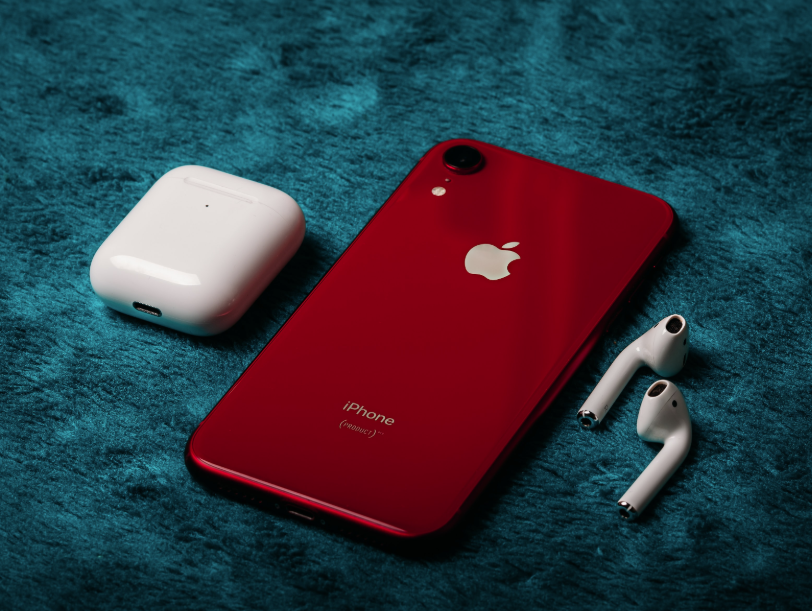 A super nice used iPhone XR