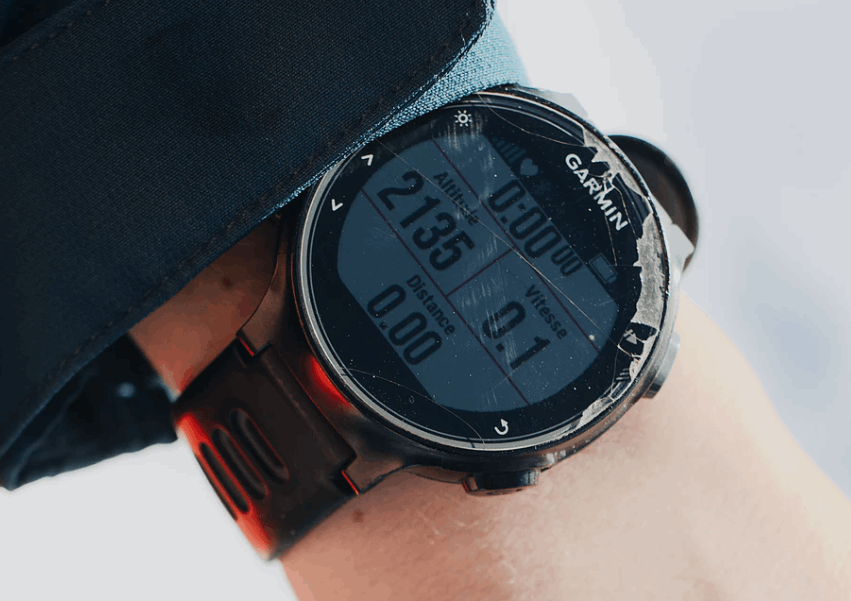 Refurbished Garmin watch