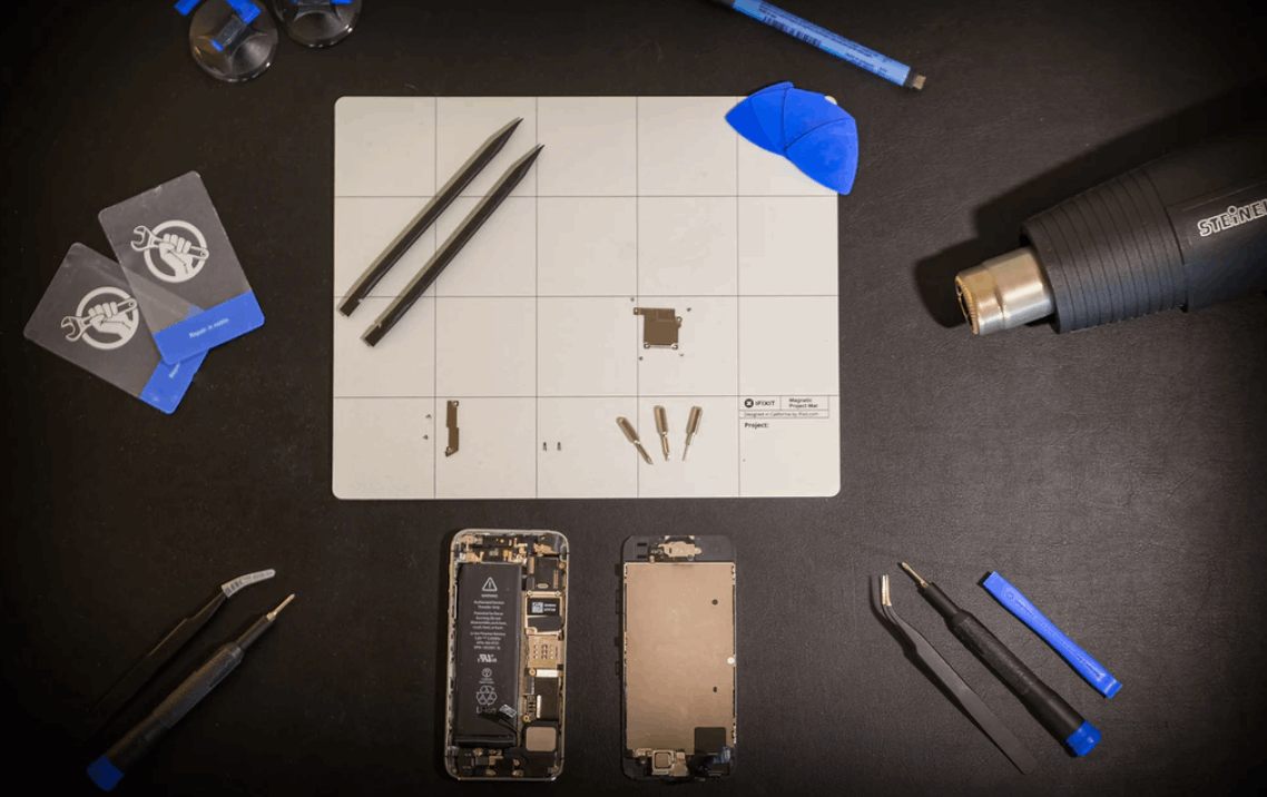 Replace modules in Fairphone