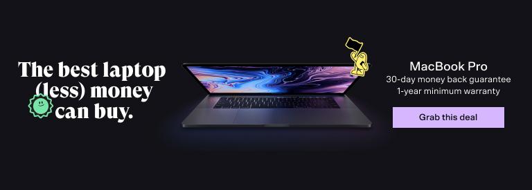 Refurbished Macbook - Back Market