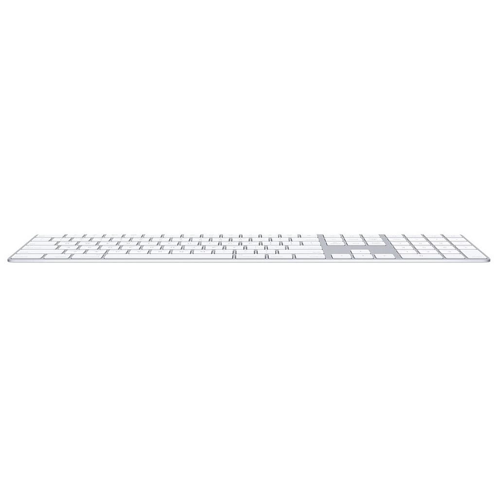 Magic Keyboard (2015) Num Pad Wireless - Silver - QWERTY - English (US)