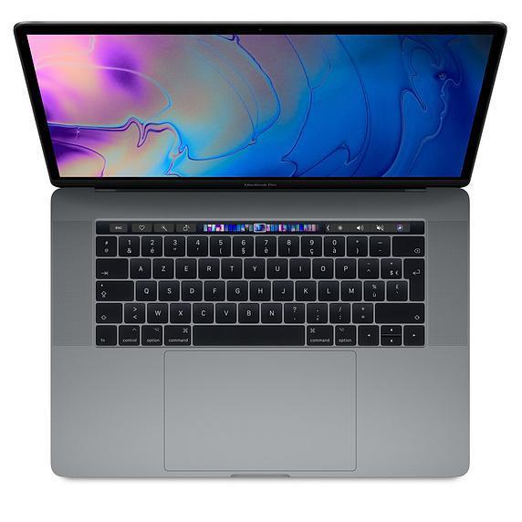MacBook Pro Retina 15.4-inch (2017) - Core i7 - 16GB - SSD 512 GB