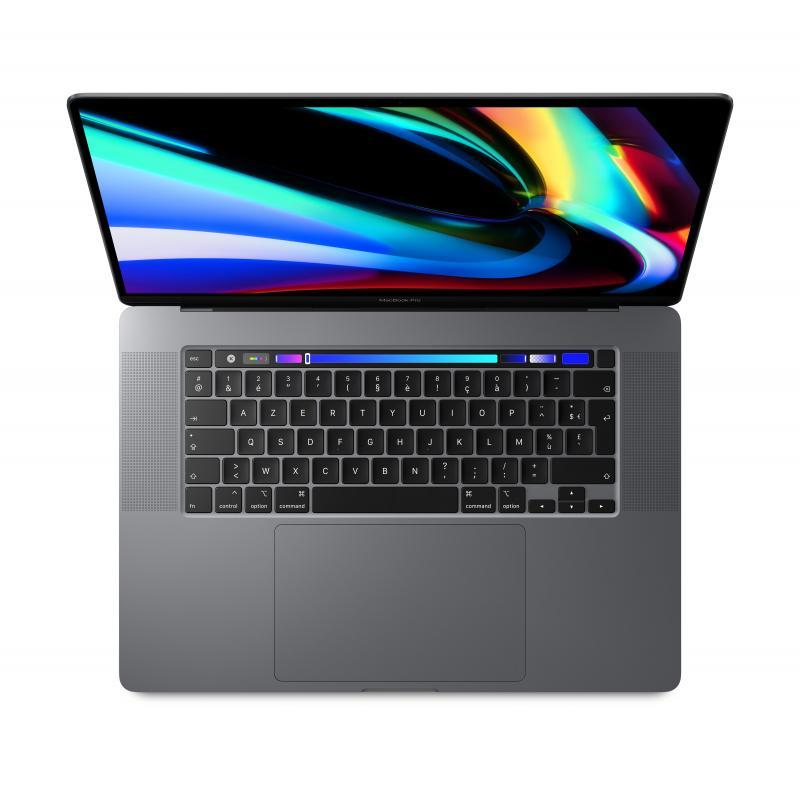 MacBook Pro Retina 16-inch (2019) - Core i9 - 16GB - SSD 1000 GB