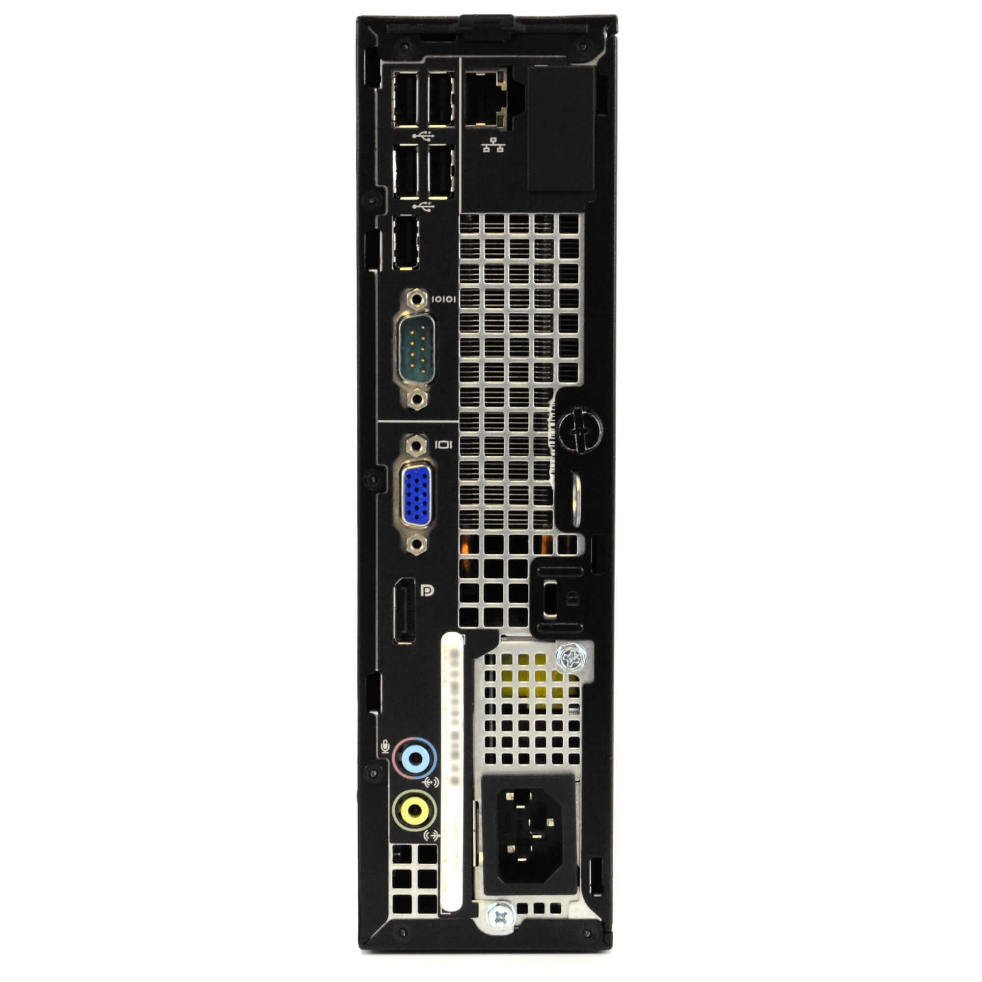 Dell Optiplex 790 USFF Core i5 2.5 GHz - HDD 250 GB RAM 2GB