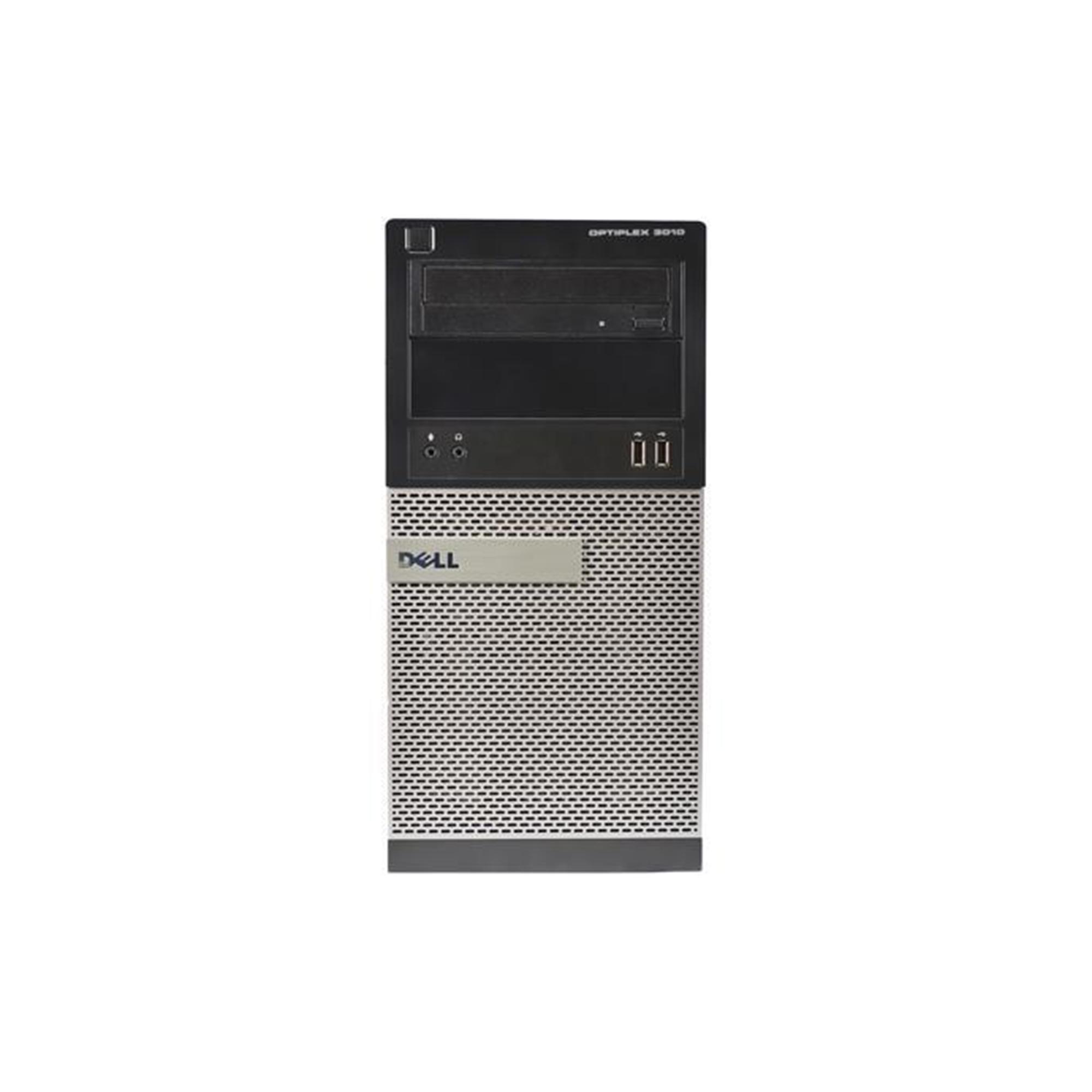 Dell Optiplex 3010 MT Core i5 3.2 GHz - HDD 500 GB RAM 16GB