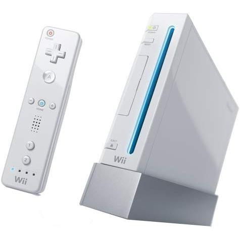 Video Game Console Nintendo Wii + Controller - White