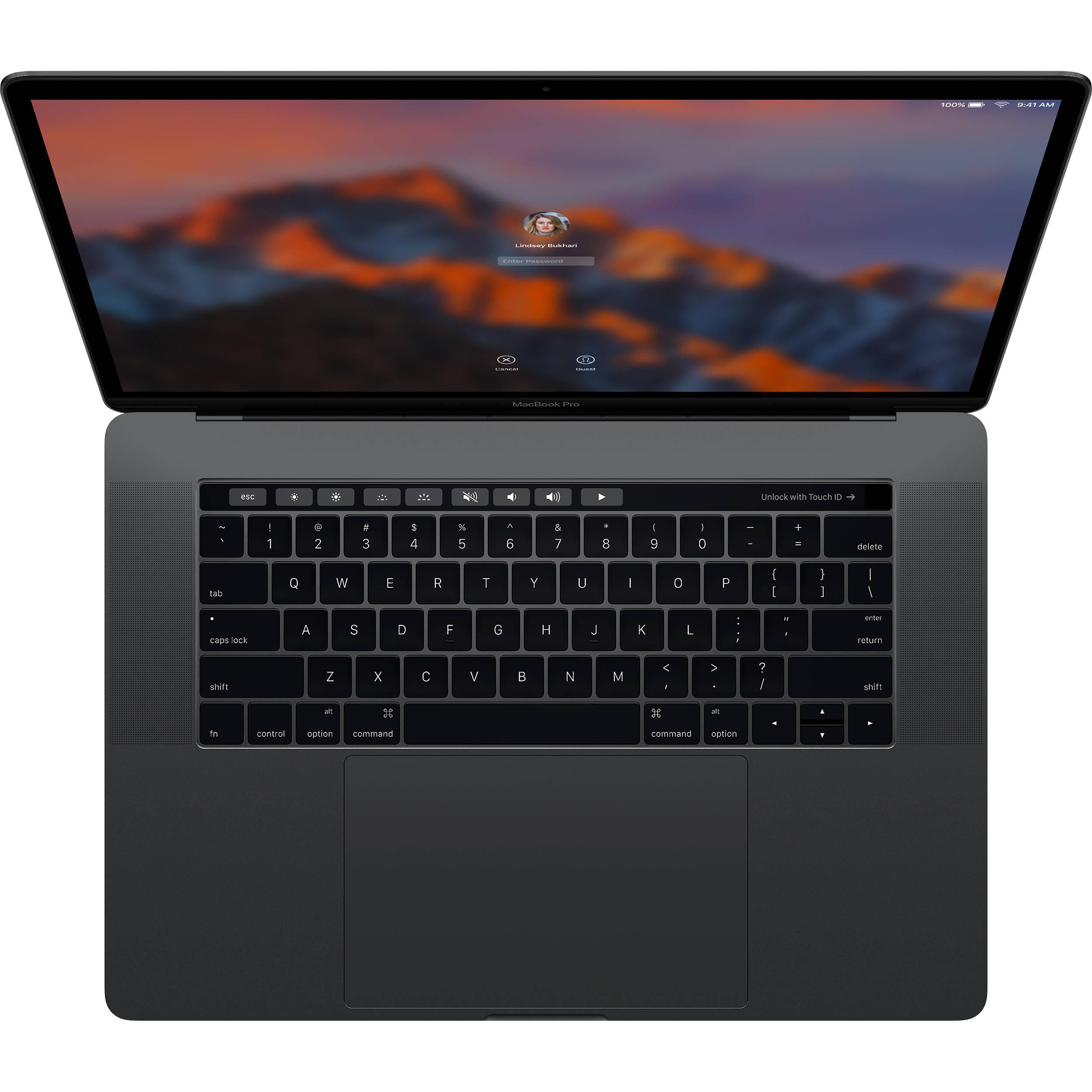 MacBook Pro Retina 15.4-inch (2019) - Core i7 - 16GB - SSD 512 GB