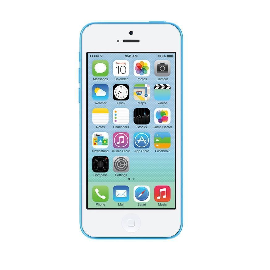 Refurbished iPhone 5c 16GB - Blue - Verizon | Back Market