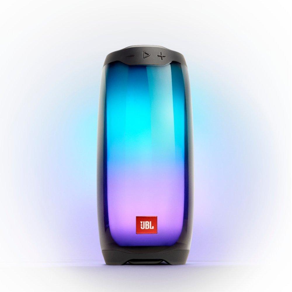 JBL Pulse 4 Bluetooth Speakers - Black