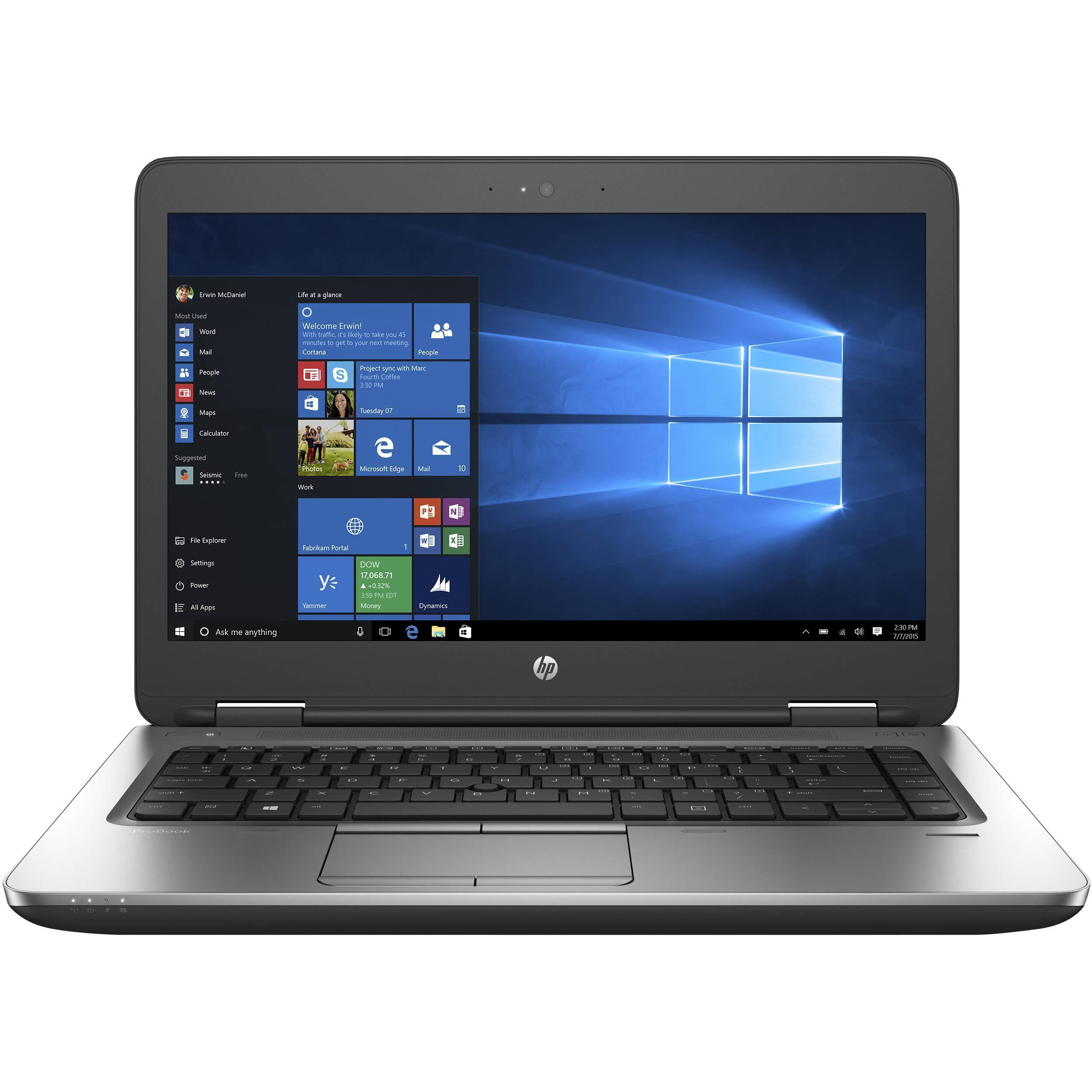 Hp ProBook 650 G2 15.6-inch (2016) - Core i5-6300U - 8 GB  - SSD 256 GB
