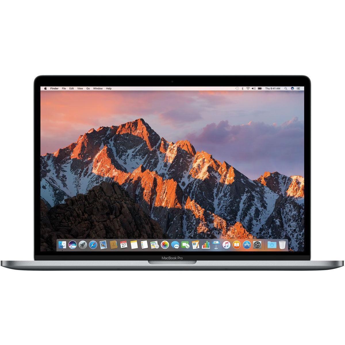 MacBook Pro Retina 15.4-inch (2018) - Core i7 - 16GB - SSD 512 GB