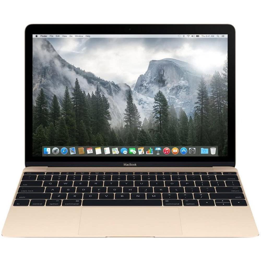 MacBook Retina 12-inch (2016) - Core M3 - 8GB - SSD 256 GB