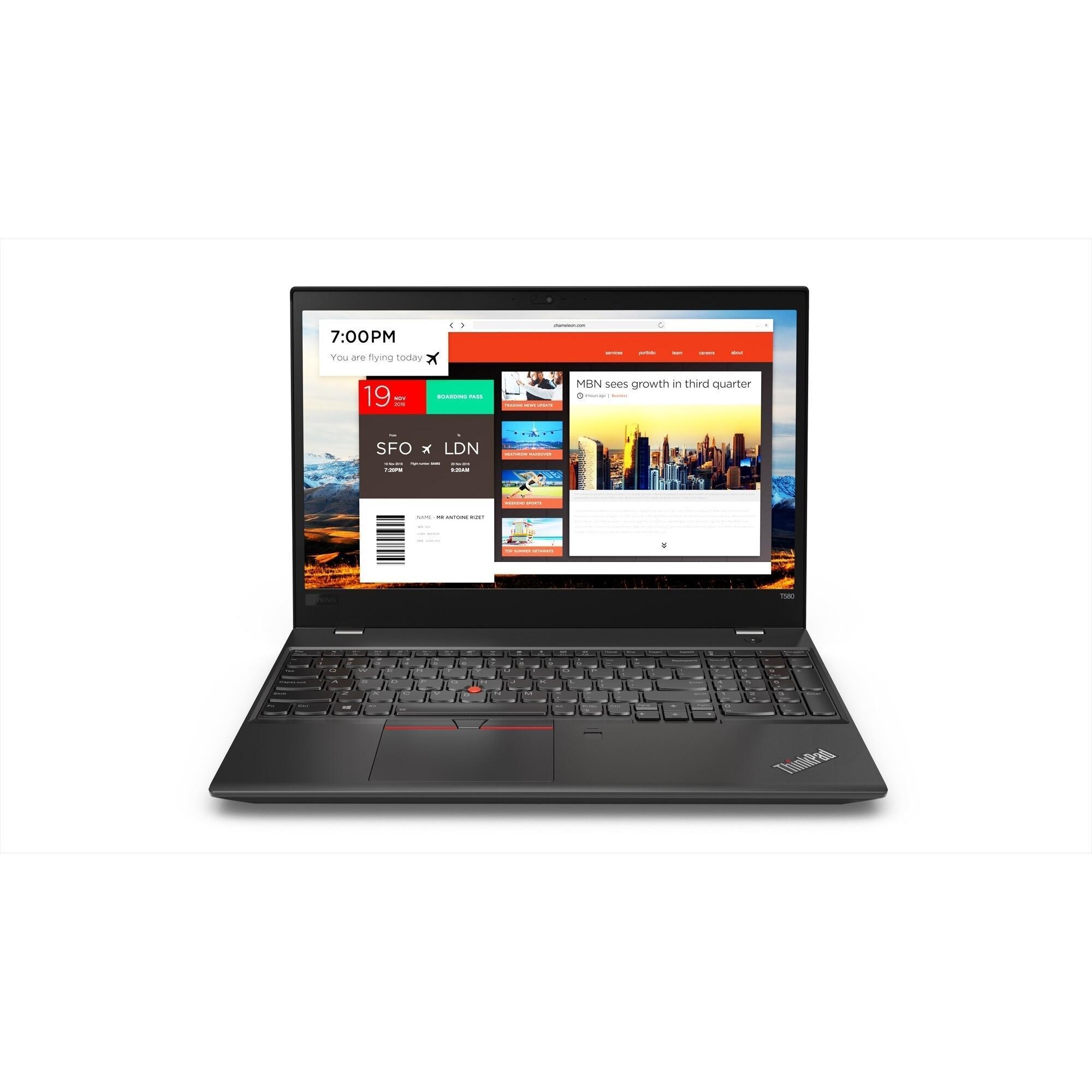 Lenovo ThinkPad T580 15.6-inch (2018) - Core i7-8650U - 32 GB - SSD 1000 GB