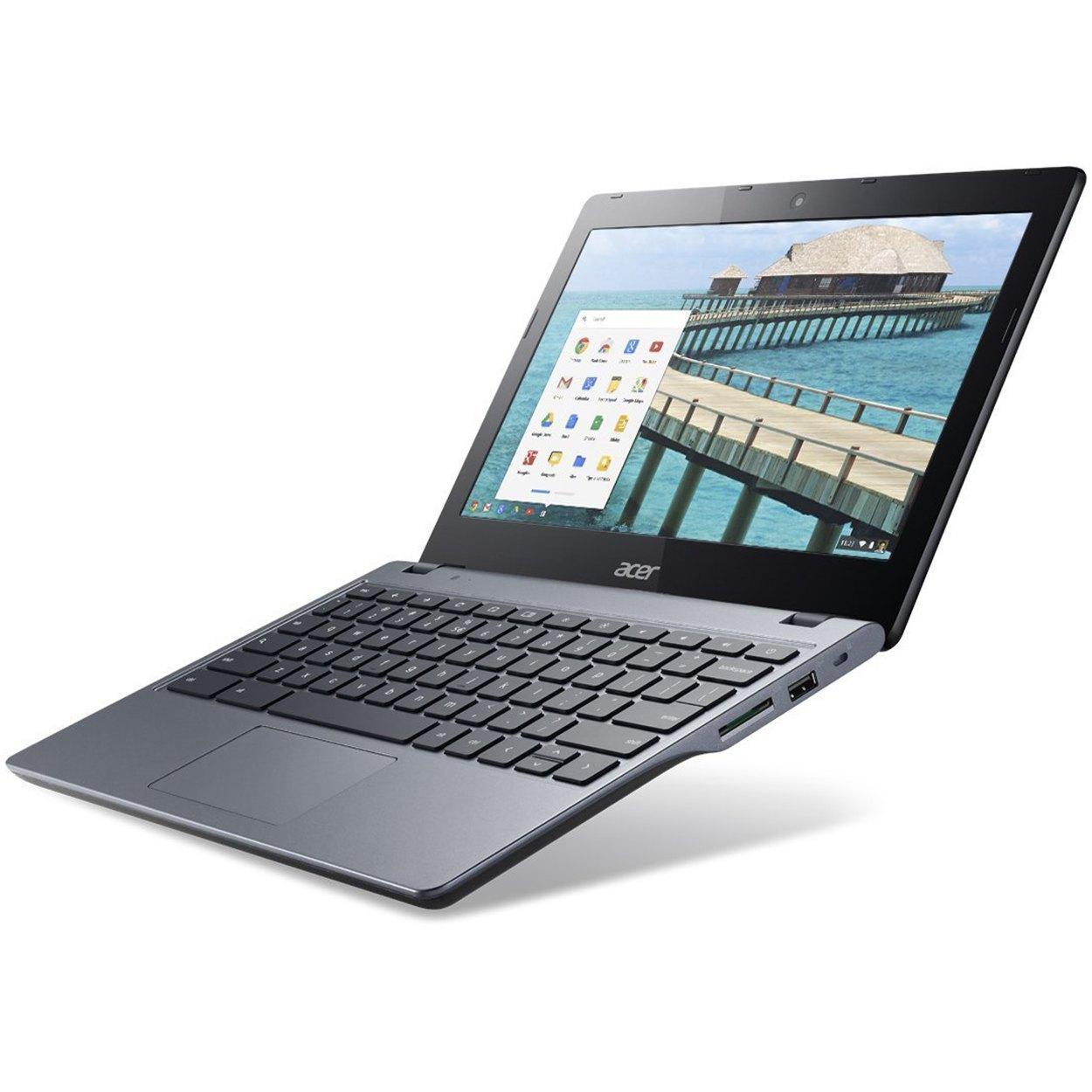 Acer ChromeBook C740-C4Pe Celeron 3205U 1.50 GHz - SSD 16 GB - 4 GB