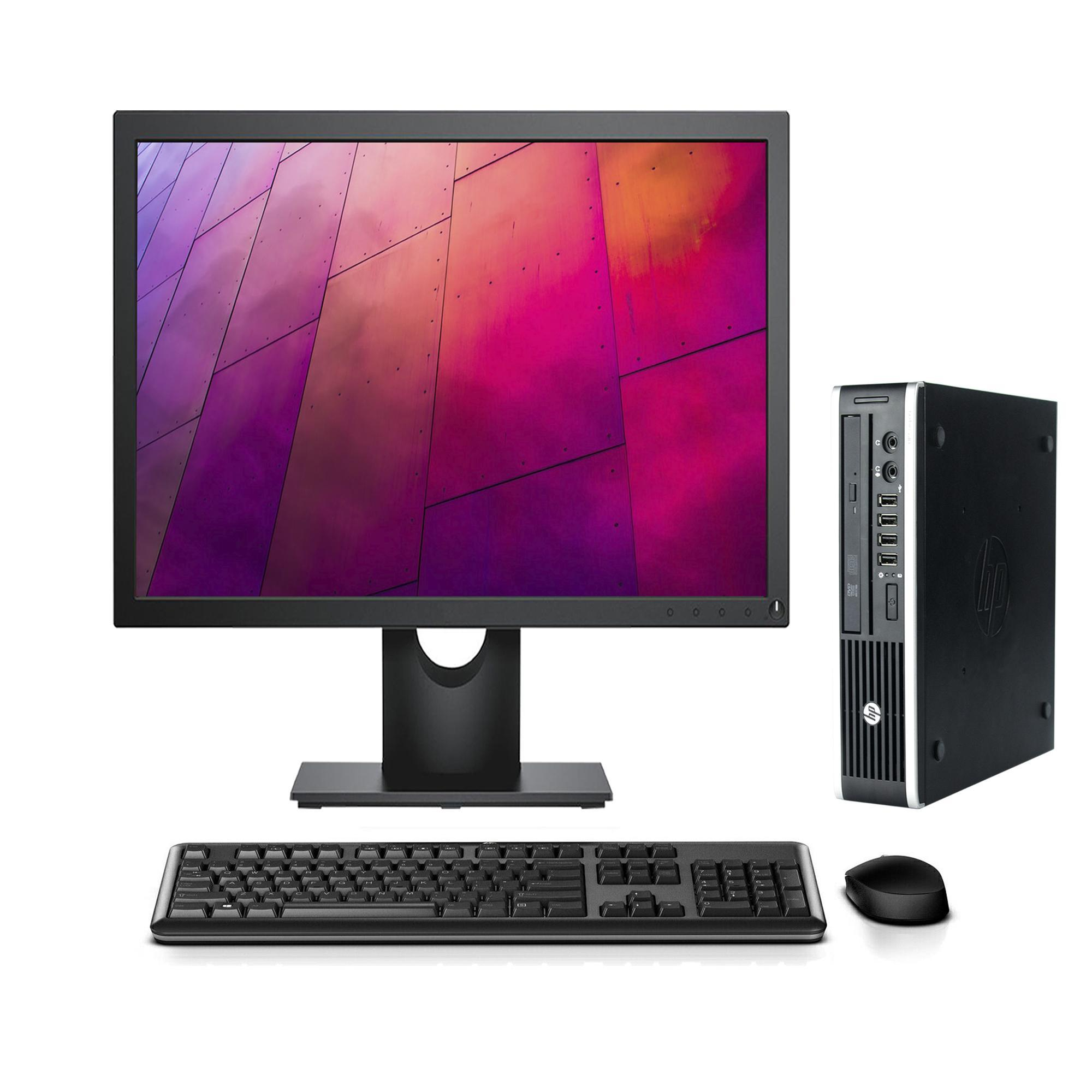 Hp Compaq 8300 Elite USFF Core i5 2.9 GHz - HDD 500 GB RAM 8GB