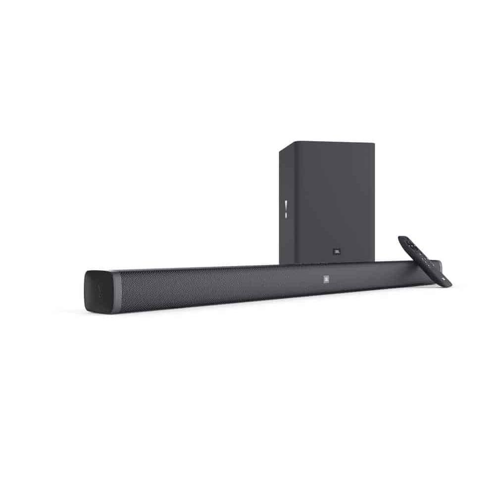 Soundbar Bluetooth JBL Bar 2.1 - Black
