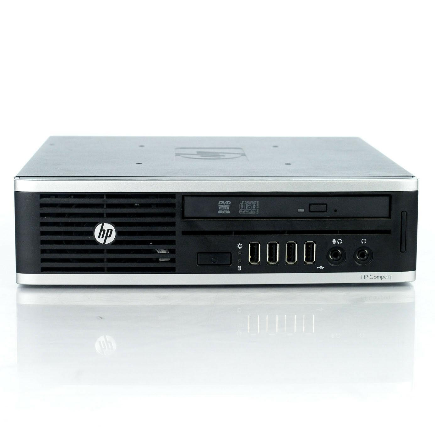 Hp Compaq Elite 8300 USFF Core i5 2.9 GHz - HDD 240 GB RAM 8GB