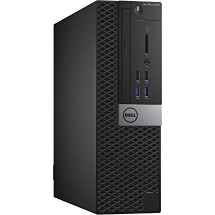 Dell OptiPlex 5040 SFF Core i3 3.7 GHz - HDD 500 GB RAM 4GB