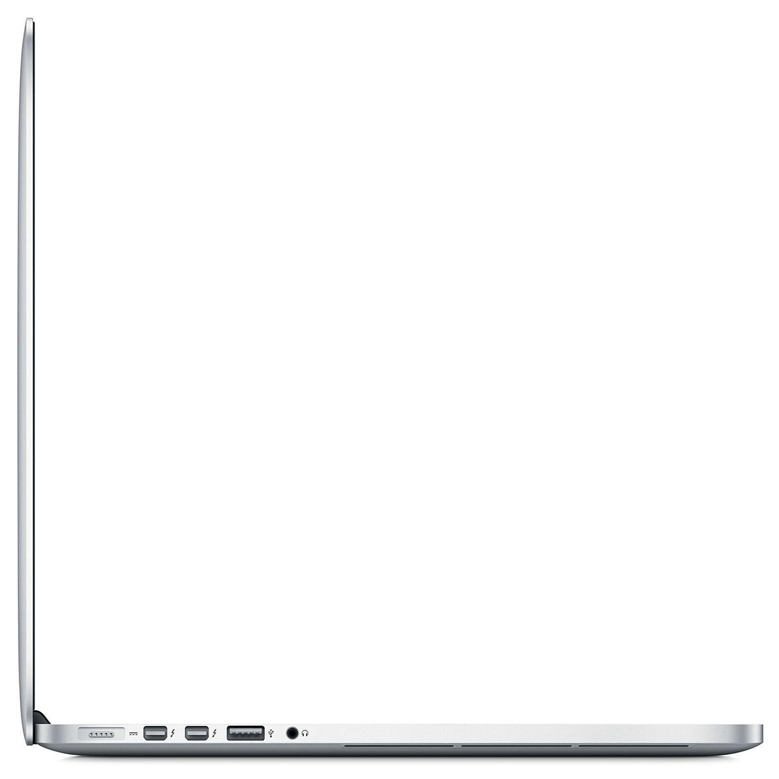 MacBook Pro Retina 15.4-inch (2012) - Core i7 - 8GB - SSD 256 GB