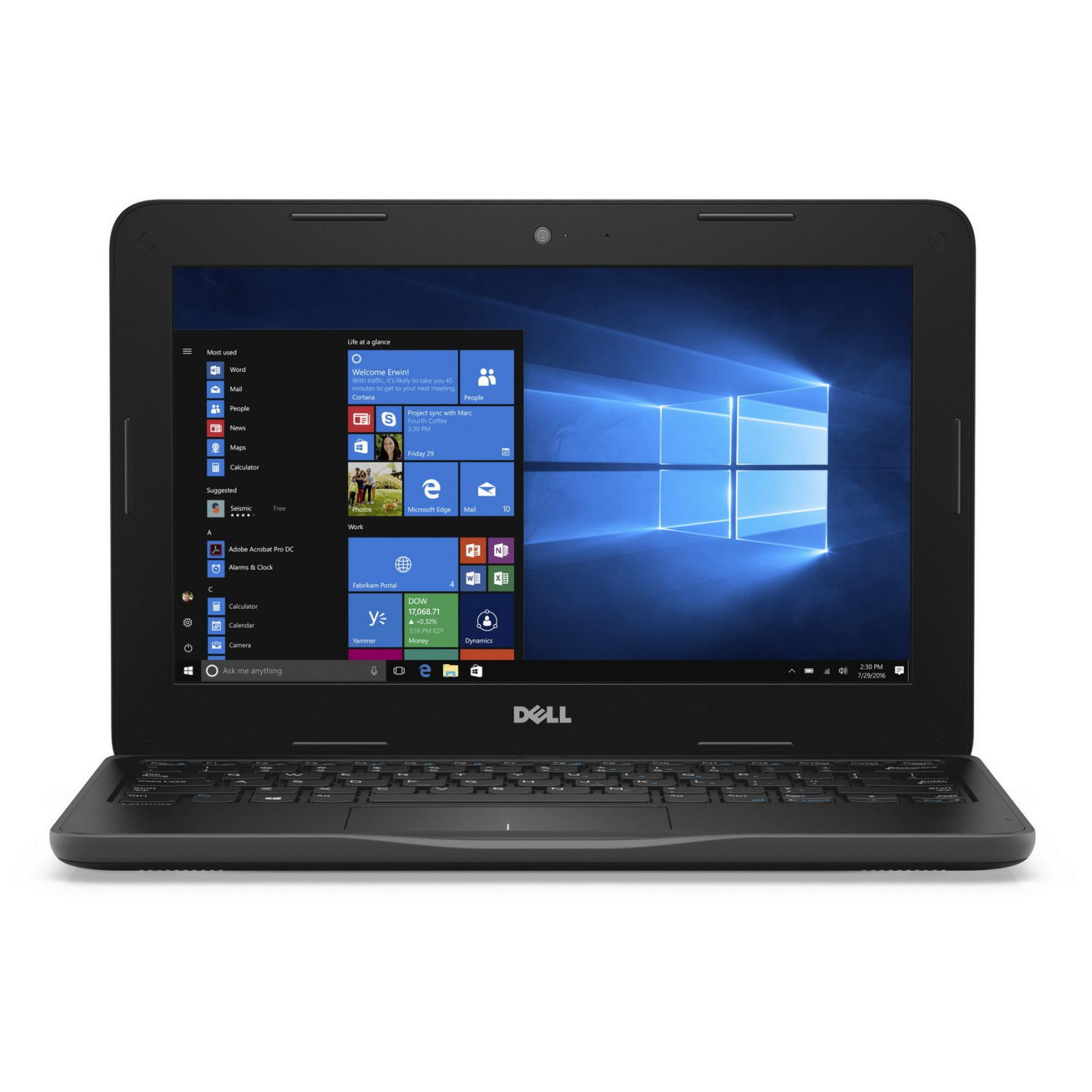 Dell Latitude 11-3189 11.6-inch (2017) - Pentium N4200 - 4 GB - SSD 128 GB
