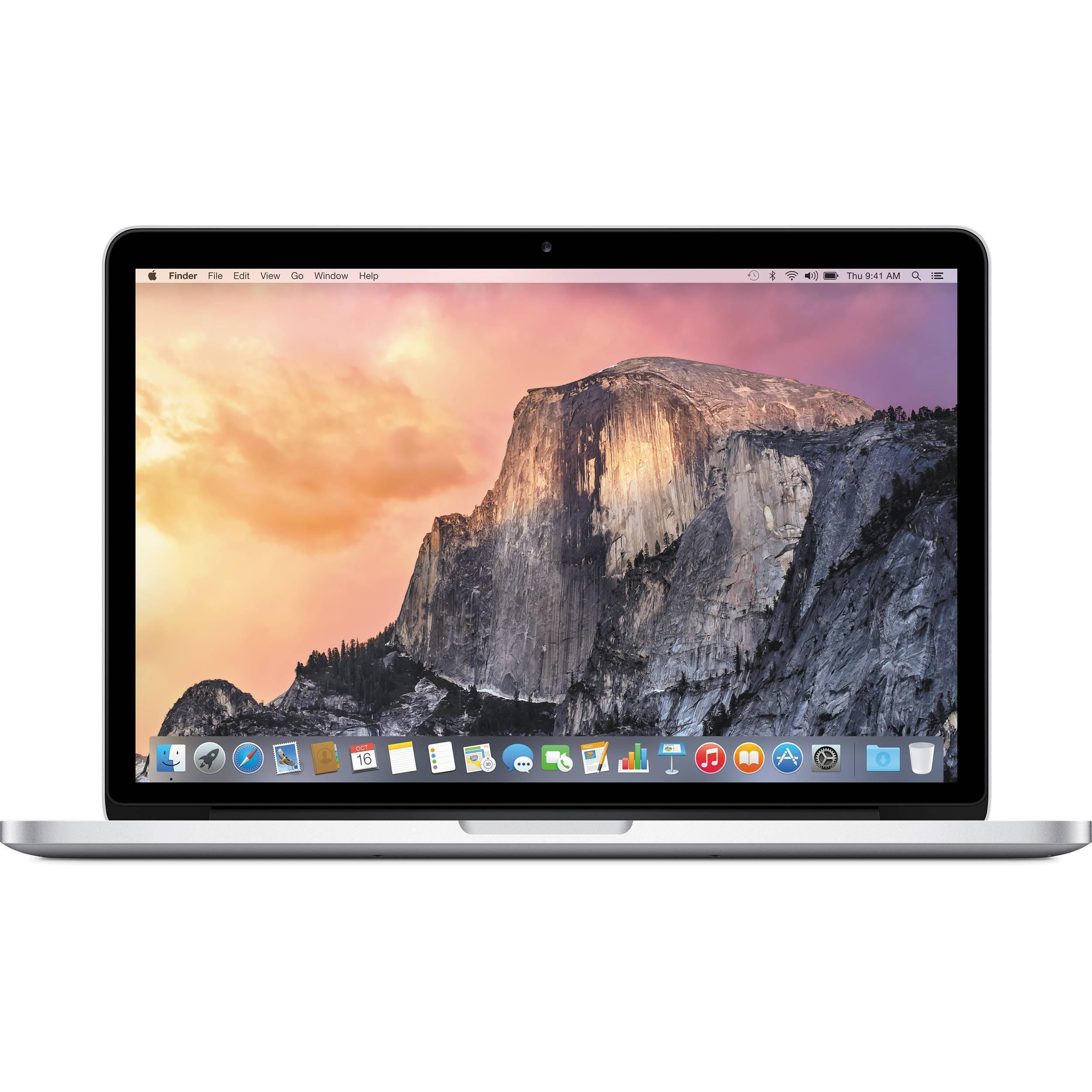 MacBook Pro Retina 13.3-inch (2015) - Core i5 - 8GB - SSD 128 GB