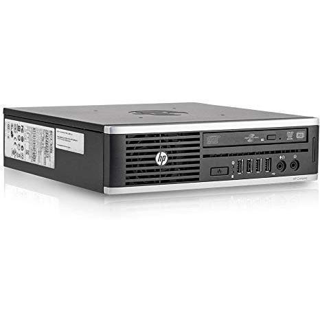 Hp Compaq Elite 8200 USFF Core I5 2.5 GHz - SSD 256 GB RAM 8GB