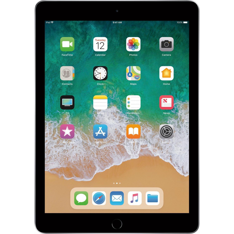 iPad 9.7-Inch 5th Gen (2017) - Wi-Fi