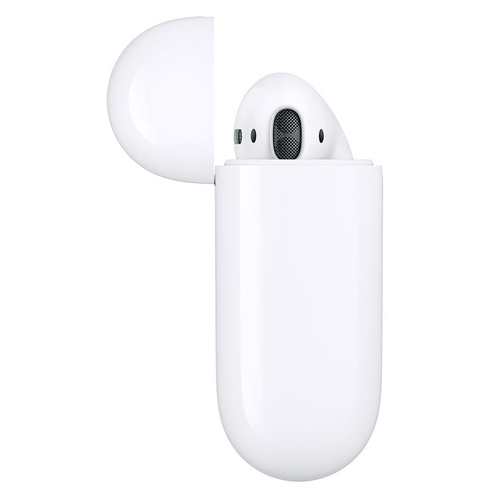 Apple AirPods (2nd Gen) with Charging Case - White