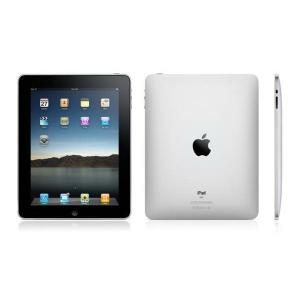 iPad 1st Gen (May 2010) 64GB - Black/Silver - (Wi-Fi)