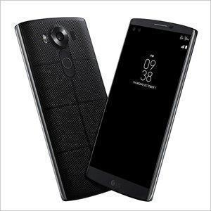 LG V10 16GB  - Black AT&T