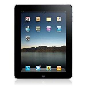 iPad 1st Gen (March 2010) 16GB - Black - (Wi-Fi)