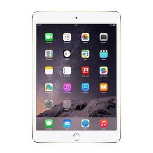 iPad mini 3 (September 2014) 16GB - Gold - (Wi-Fi)