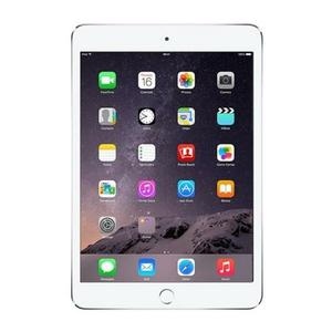 iPad mini 3 (September 2014) 64GB - Silver - (Wi-Fi + GSM/CDMA + LTE)