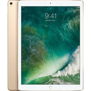 iPad Pro 12.9-Inch 1st Gen (November 2015) 256GB  - Gold - (Wi-Fi + GSM/CDMA + LTE)
