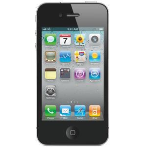 iPhone 4S 16GB  - Black Unlocked