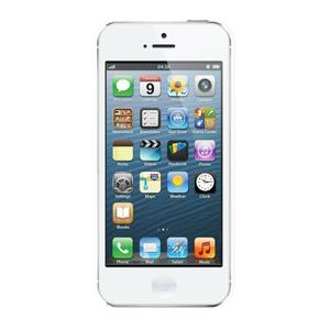 iPhone 5 16GB - White - Unlocked GSM only