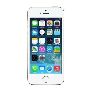 iPhone 5s 32GB - Gold - Fully unlocked (GSM & CDMA)