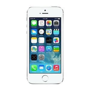 iPhone 5s 32GB  - Silver Unlocked