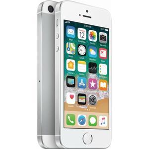 iPhone SE 16GB - Silver Unlocked
