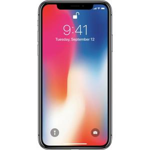 iPhone X 64GB - Space Gray AT&T