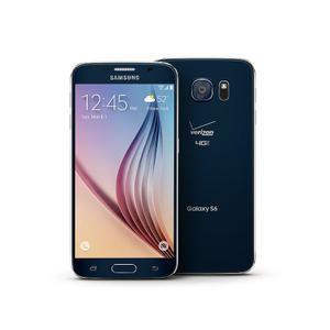 Galaxy S6 64GB - Black Sapphire - Locked Verizon