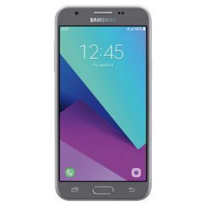 Galaxy j3 16GB  - Silver AT&T