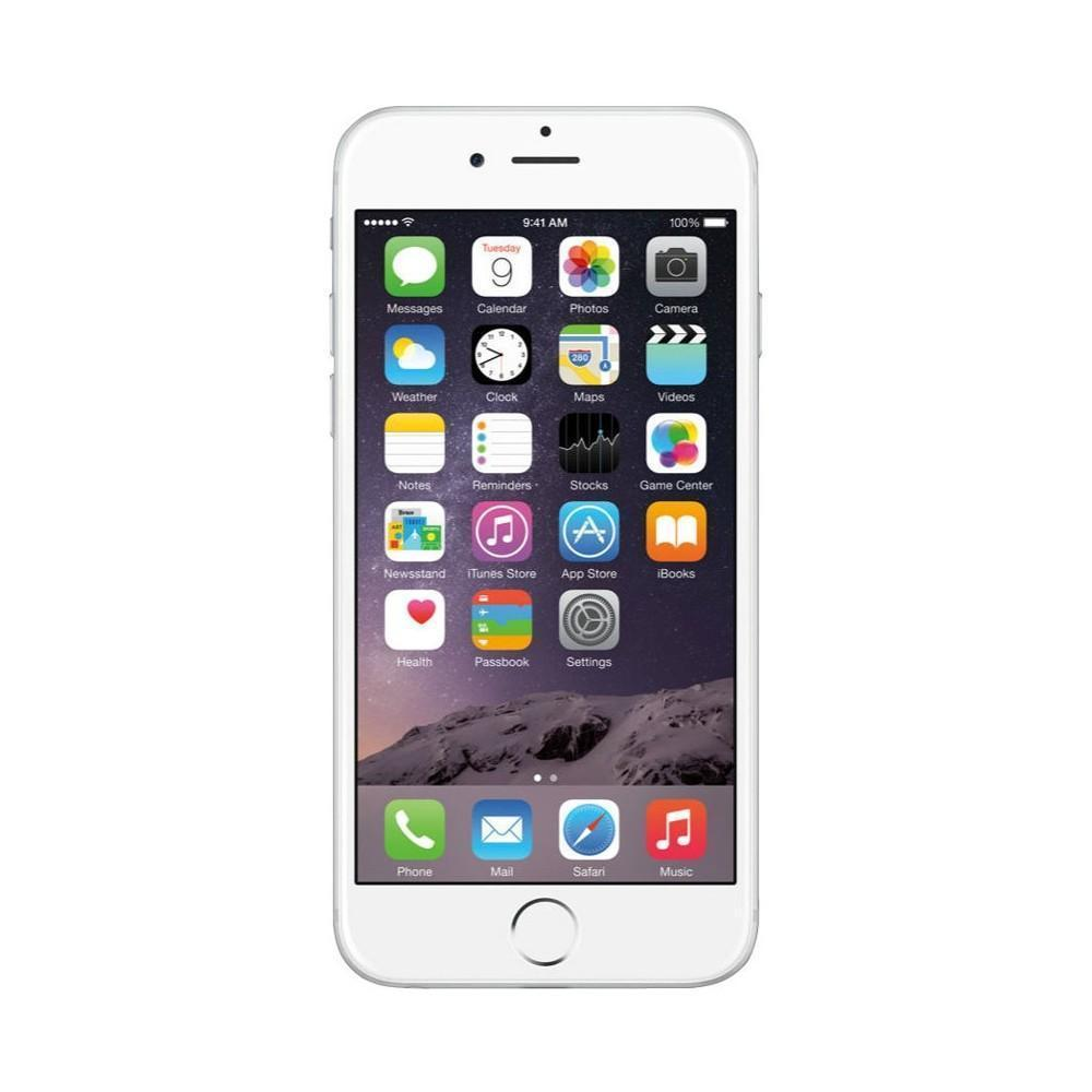 iPhone 6 64GB Silver - Unlocked GSM (A1549)