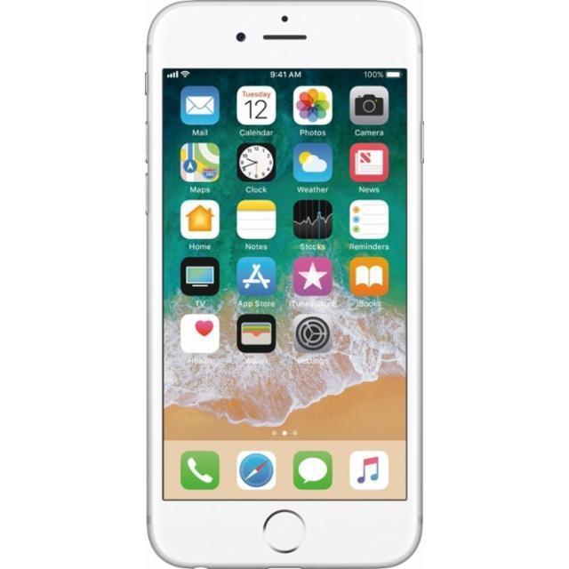 iPhone 6s 64GB Silver - Unlocked GSM/CDMA (A1688)