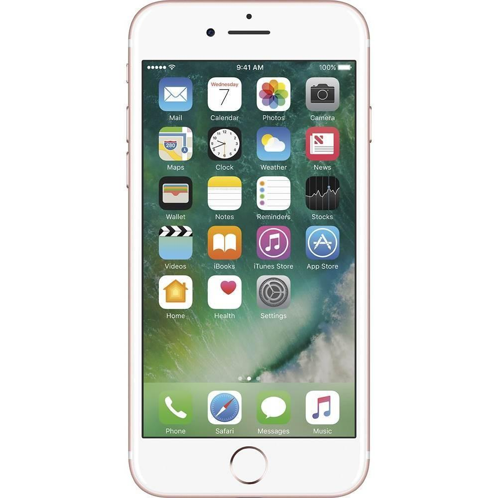 iPhone 7 32GB Rose Gold - Unlocked GSM (A1778)
