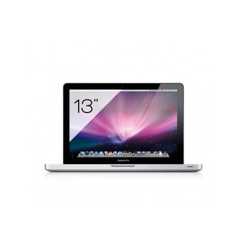 refurbished macbook pro core 2 duo 2 4 ghz 13 3 39 500gb. Black Bedroom Furniture Sets. Home Design Ideas