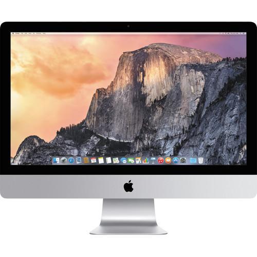 iMac 27-inch Retina (Late 2014) Core i7 (I7-4790K) 4.00GHz  - HDD 500 GB - 16GB