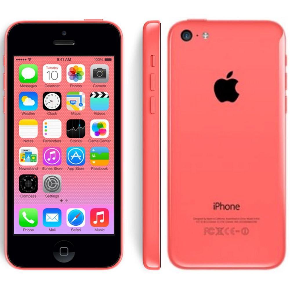 Refurbished iPhone 5c 16GB Pink - Unlocked | Back Market